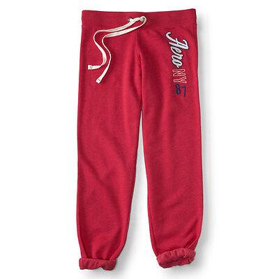 aeropostale womens aero ny 87 classic cinch sweatpants