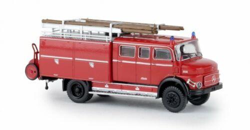 47130 1//87 Brekina MB LAF 1113 LF 16 rot//schwarz Klappen