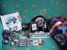 Toronto Blue Jays Baseball Memorabilia  - Bobblehead Pins Clock Cards Keyrings