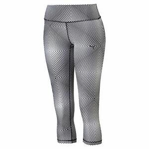 Eyes on Me 3/4 Fitness Tights - Size