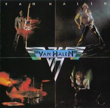 Van Halen Remastered - Van Halen CD Sealed ! New ! 2015 ! First Album