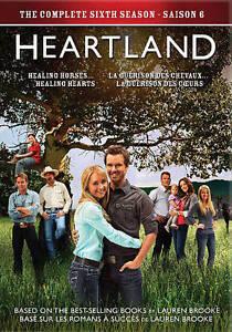 Heartland: Season 6 (DVD, 2013, 5-Disc Set, Canadian)