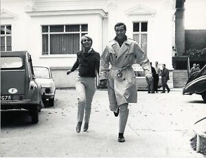 Suite-de-3-Photographies-Jean-Seberg-Frederick-Stafford-1967