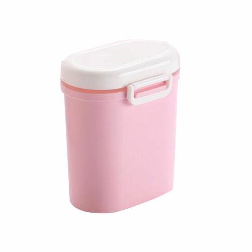 Infant Baby Formula Milk Powder Dispenser Storage Snack Box Food Container Pot