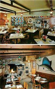 Details About 1950s The Broken Drum Restaurant Santa Monica California Postcard