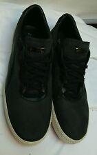 PUMA ALEXANDER MCQUEEN  Size 5 Black Fashion Sneakers VGC