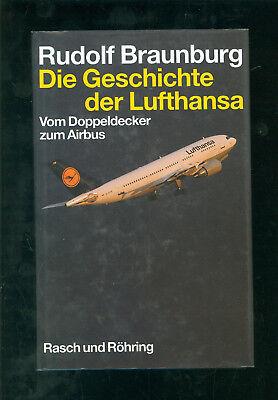 Energisch Die Geschichte Der Lufthansa Vom Doppeldecker Zum Airbus ZuverläSsige Leistung