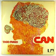 """2x 12"""" LP - Can - Tago Mago - D414 - washed & cleaned"""