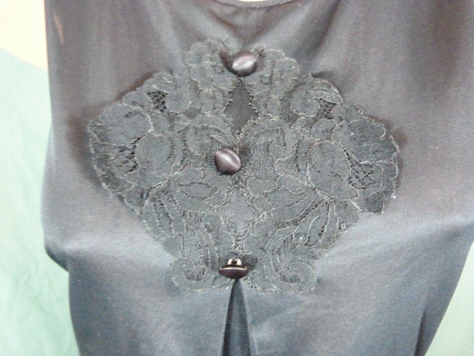 Texsheen Size Medium Full Slip Nightgown - image 7