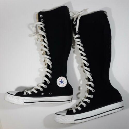 Converse Chuck Taylor 6 Wm 4 Men Sneaker Black Kne