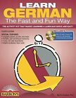 Learn German the Fast and Fun Way with MP3 CD by Neil H. Donohue (Mixed media product, 2014)