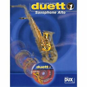 Duett-Collection-Band-1-CD-fuer-2-Altsaxophone-Musiknoten