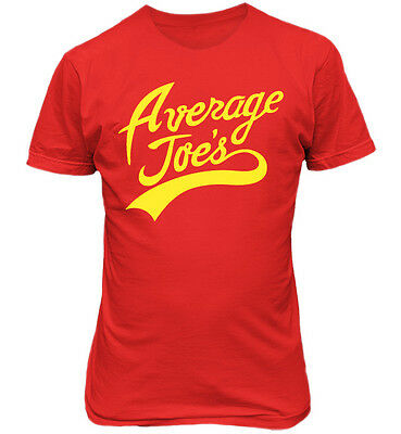 Rapimento T-shirt Unisex Dodgeball Average Joe's - Maglietta 100% Cotone Cool