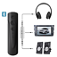 Wireless-Bluetooth-4-1-Receiver-Transmitter-Adapter-For-Car-Music-Aux-3-5mm-Jack thumbnail 6
