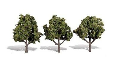 4in.-5in. Sun Kissed - Pack Of 3 - Oo/ho Trees Woodland Scenics Tr3510 Bello A Colori