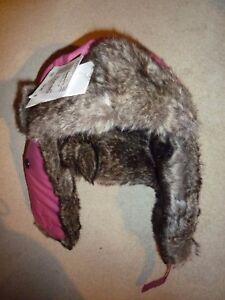 MASTERDIS-Muetze-DOG-EAR-CAP-Fellmuetze-Kunst-Pelz-pink-magenta