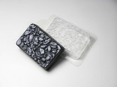 "/""Stone soap/"" plastic soap mold soap making mold mould rock"