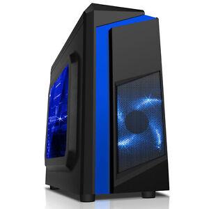 Gaming-Computer-PC-CiT-F3-Intel-Quad-Core-2GB-GT710-4GB-Ram-160GB-HDD-WiFi-HDMI