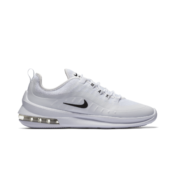 Mens NIKE AIR MAX AXIS White Trainers AA2146 100