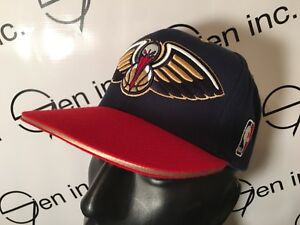 new arrival a05f6 26239 Image is loading Mitchell-amp-Ness-NBA-New-Orleans-Pelicans-Vintage-