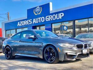 2017 BMW M4 Red Interior|Nav|B.Cam|Heads Up Dsp|Carbon Fiber