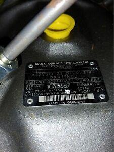 HYDROMATIK A10 VSO 71 DFLR / 31R - PPA12N00 Brueninghaus Idraulic pump -NEW-