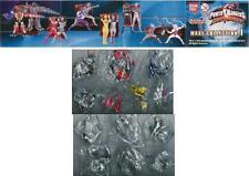 Rare SET 13 Figure POWER RANGERS DINO THUNDER Maxi PART 1 Bandai GASHAPON Sentai
