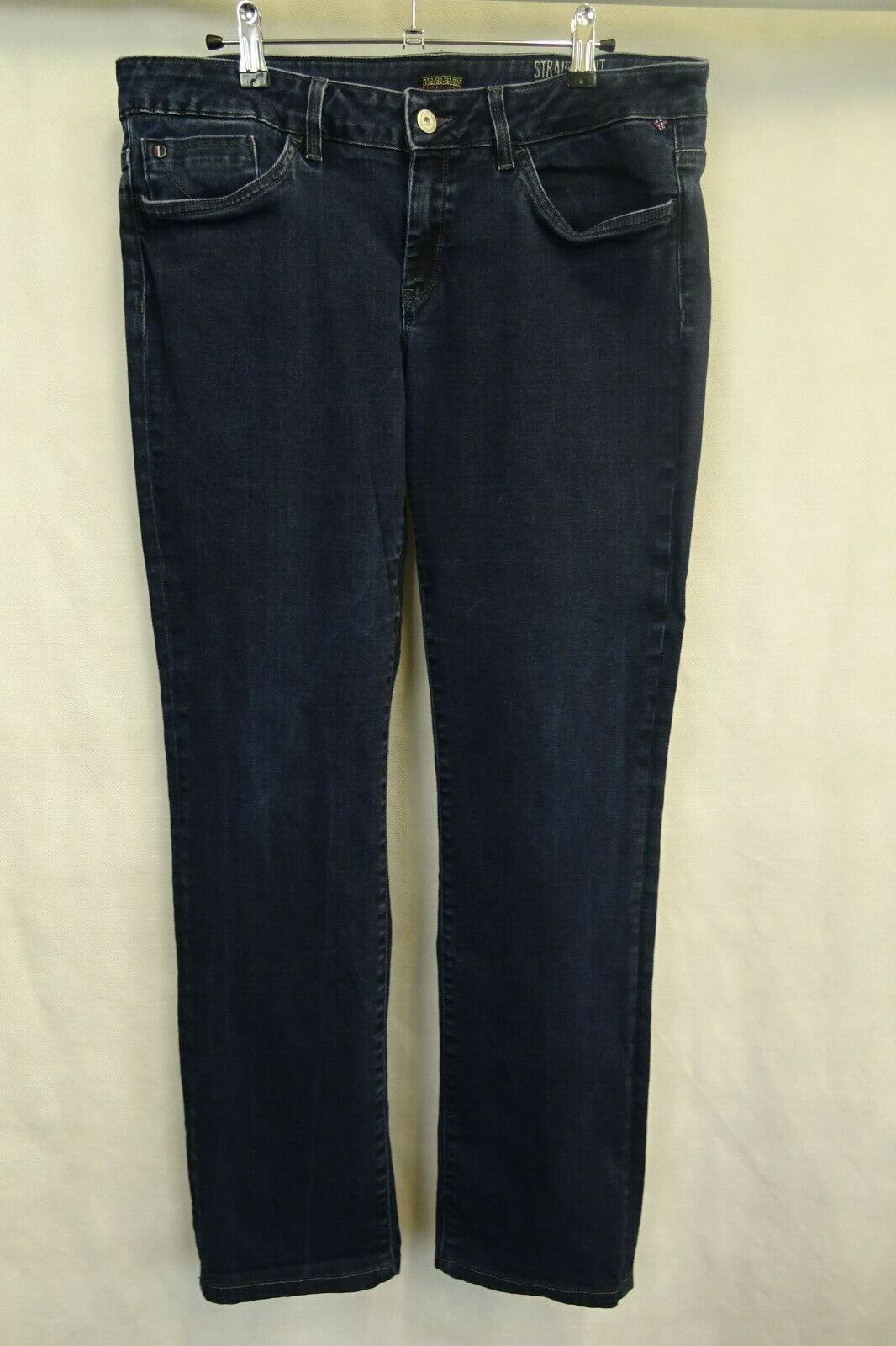 Woherren Napapijri Geographic Jeans Pants Trousers W34 L30