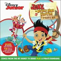 Various Artists Jake & The Never Land Pirates Pirate Kit CD ***NEW***