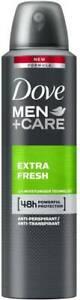 New-Dove-MEN-Care-Extra-Fresh-Antiperspirant-Deodorant-Spray-For-Men-150-ml