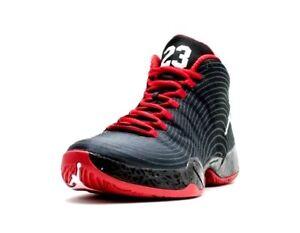 3a9feca5635 Nike Air Jordan 29 XX9 Red Black Fusion Hare 695515 Retro Basketball ...