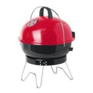 Bond-Portable-Red-Charcoal-Kettle-Grill