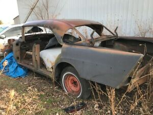 1957 Buick Special 4 dr Hardtop- Solid Restoration project