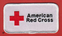 American Red Cross Shoulder Patch
