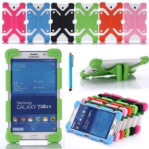 AU-For-Various-7-8-034-Tablet-Kids-Safe-Shockproof-Adjustable-Silicone-Case-Cover
