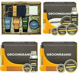 Men S Hair Care And Styling Kits Bath Body Gift Sets Ebay