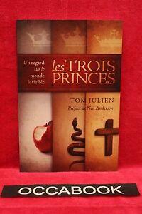 Les-trois-princes-Tom-Julien-livre-occasion