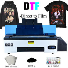 Procolored Dtf Printer Direct To Film Printer T Shirt Diy For Home Business