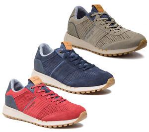 WRANGLER-BEYOND-CITY-scarpe-uomo-sneakers-pelle-camoscio-tessuto-memory-foam