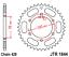 Yamaha-YZF-R125-Chain-And-Sprocket-Kit-Heavy-Duty-Set-2008-2015-YZF-125R thumbnail 6