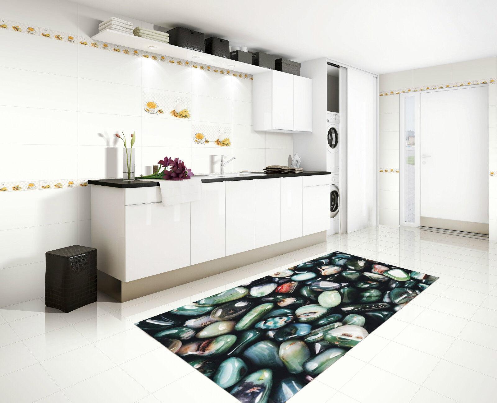 3D Shiny Stones 57 Kitchen Mat Floor MuralsWall Print Wall Deco AJ WALLPAPER CA