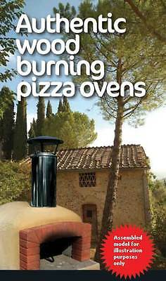 ITALIAN REFRACTORY PRECAST BARREL VAULT PIZZA OVEN FOR INDOOR & OUTDOOR USE
