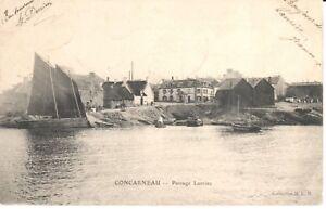 Carte Postale - (29) Finistère - CPA - Concarneau - Passage Lanriec