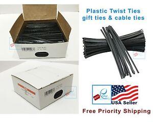 Plastic Twist Ties gift ties cable ties