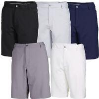PUMA 568465 Mens Golf Lux Tech Shorts