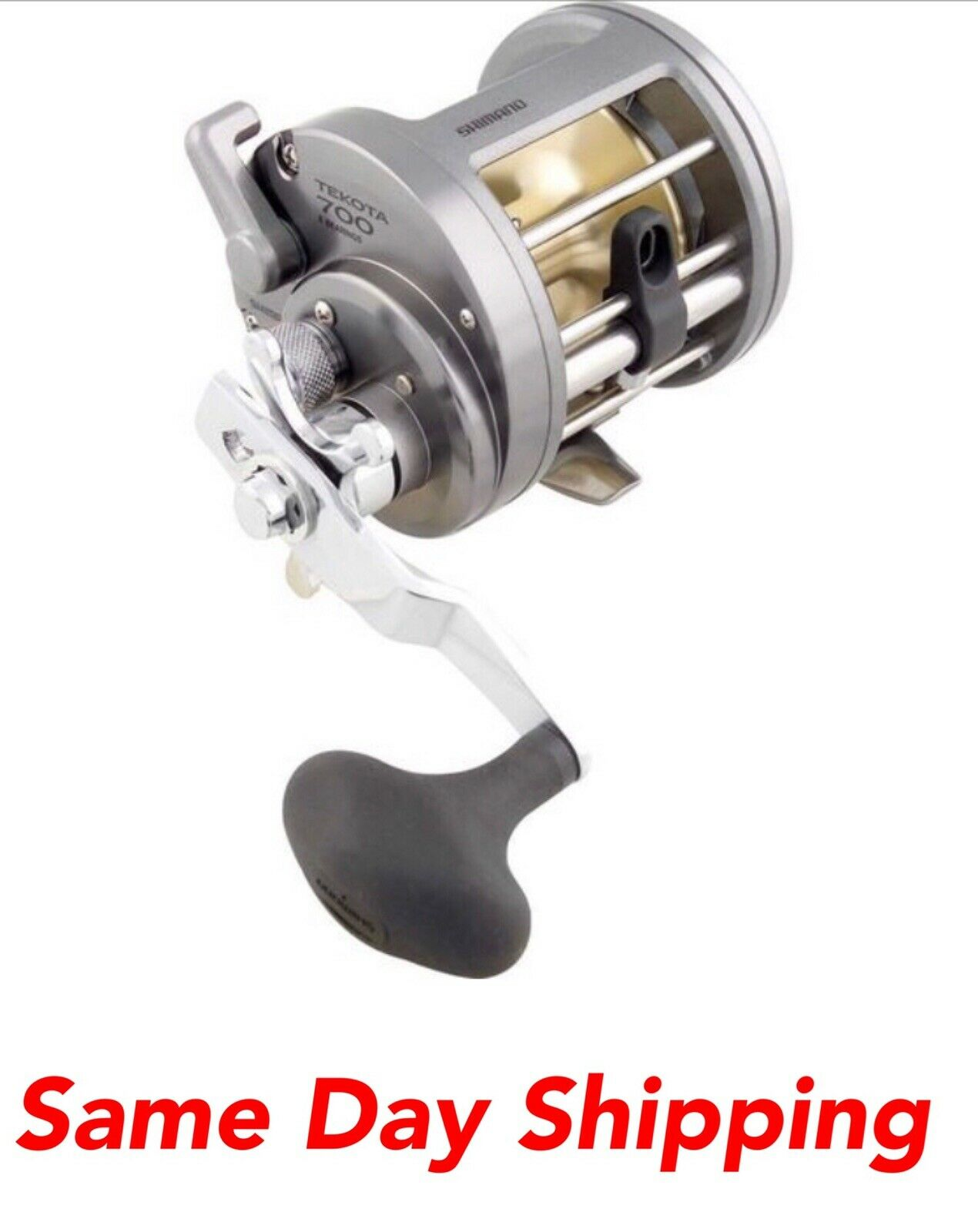 NEW SHIMANO  TEKOTA 700 LEVELWIND CONVENTIONAL SALTWATER REEL TEK700  first-class quality