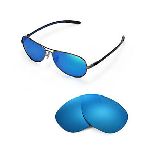 e70367b9bcb New Walleva Polarized Ice Blue Replacement For Ray-Ban RB8301 59mm ...