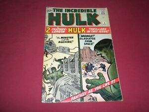Incredible-Hulk-4-marvel-1962-silver-age-3-5-vg-comic