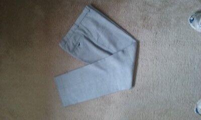 Pantaloni Da Uomo Vintage 80s-mostra Il Titolo Originale Essere Accorti In Materia Di Denaro