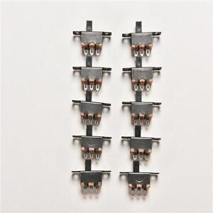 20x-2-Position-SPDT-1P2T-3-Pin-Leiterplatte-Mini-Vertikaler-Schiebeschalter-AA